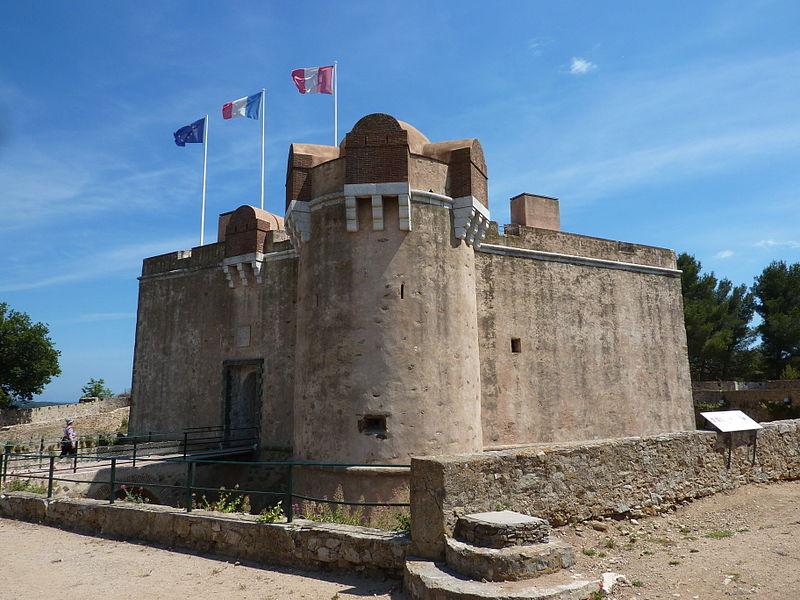 Le musée d'histoire Maritime de Saint Tropez