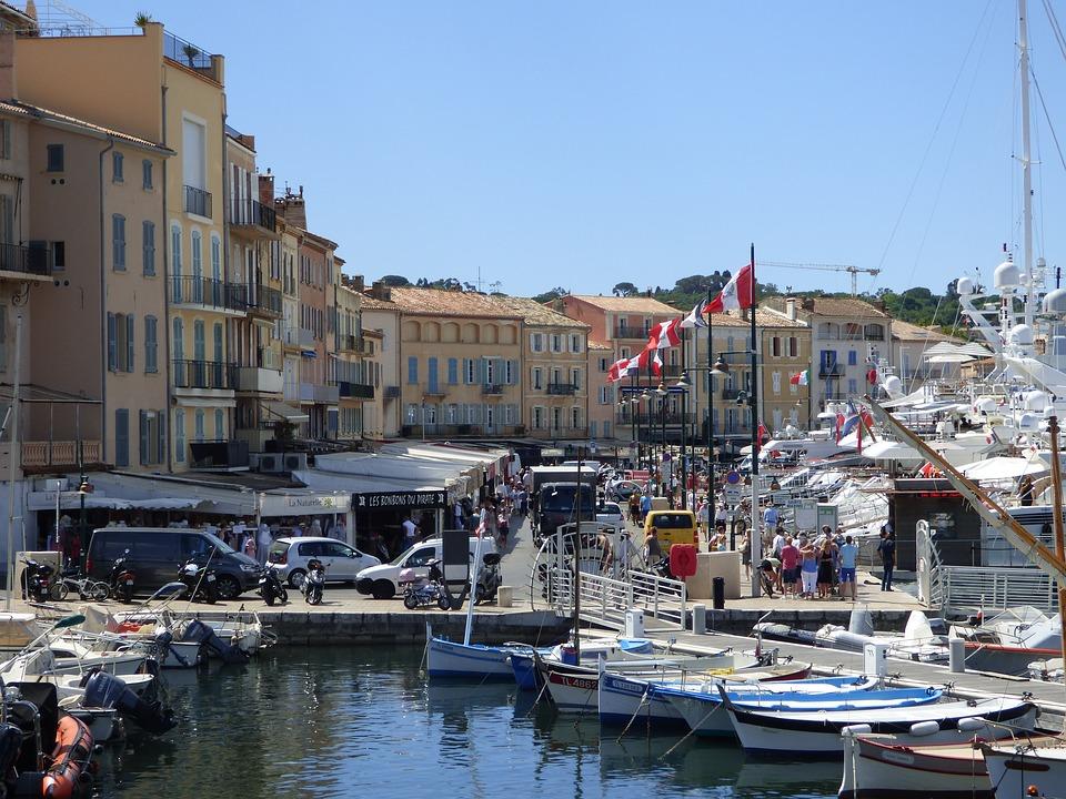 Comment se déplacer à Saint Tropez ?